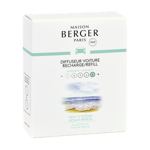 Bildoft / Cardiffuser, Refill Ocean Breeze - Maison Berger Paris