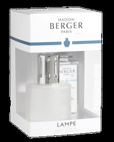 Doftlampa Coffret Cocoon Frosted presentförpackning - Maison Berger (Lampe Berger)