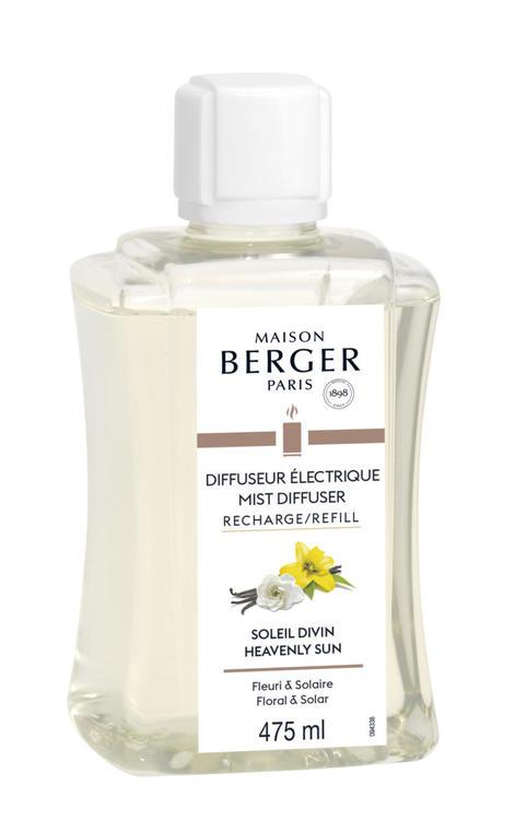 Heavenly Sun Doft Refill, Mist Diffuser - Maison Berger Paris