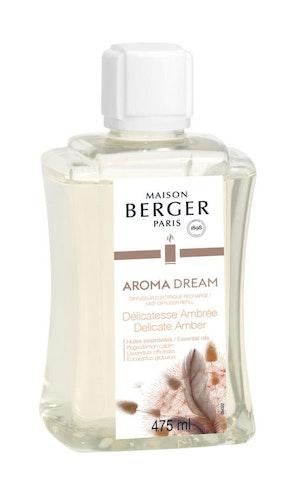 Aroma Dream, Delixate amber, Doft refill, Mist Diffuser - Maison Berger Paris
