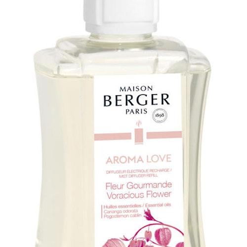 Aroma Love, Voracious Flower, Doft Refill, Mist Diffuser - Maison Berger Paris