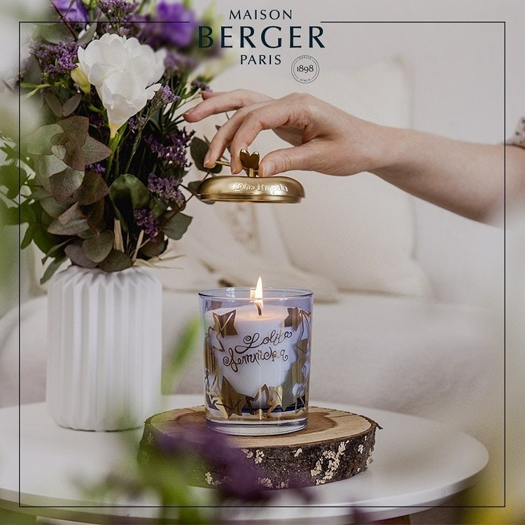 Doftljus Lolita Lempicka - Maison Berger Paris