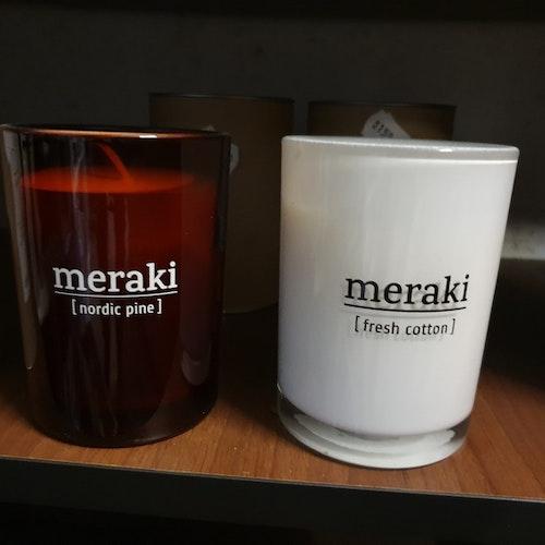 Doftljus från Meraki, nordic pine