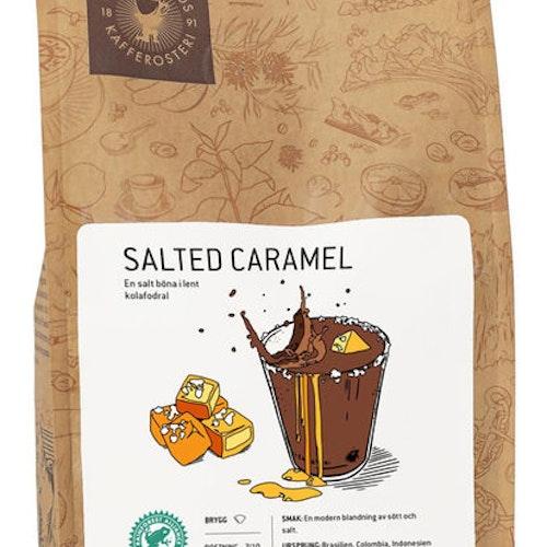 Salted Caramel- en härlig twist mellan kaffe, sött och salt!