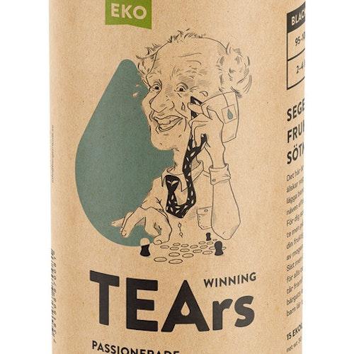 Te TEArs ekologiskt svart te med passionsfrukt och apelsin EKO
