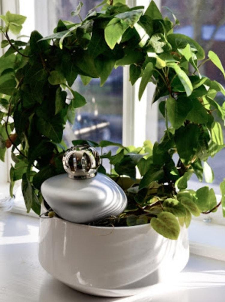 Doftlampa Stone Grey - Maison Berger (Lampe Berger)