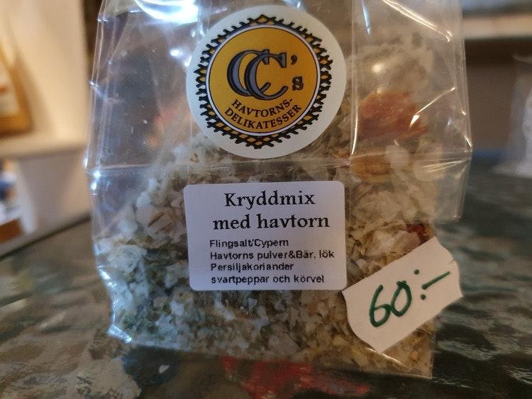 Kryddmix med havtorn