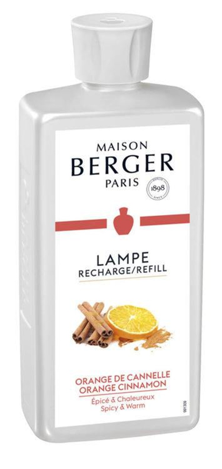 Doft Spicy & Warm - Maison Berger (Lampe Berger) Paris