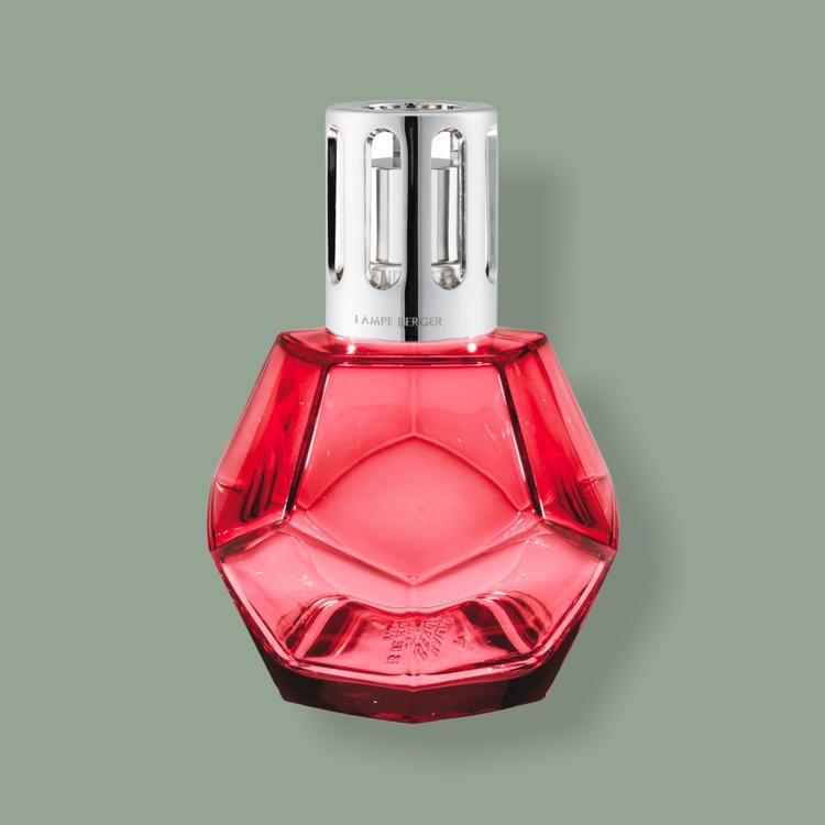 Doftlampa giftset Coffret Geometry Pink - Maison Berger Paris