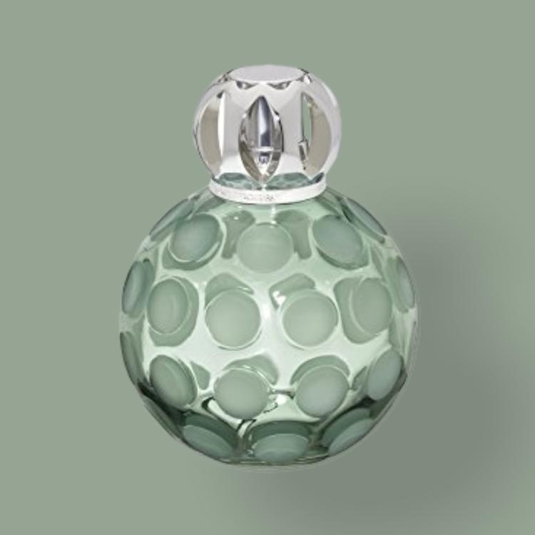 Doftlampa Sphere grön - Maison Berger (Lampe Berger)
