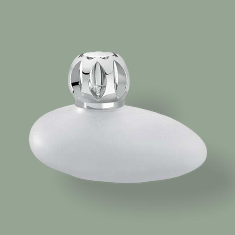 Doftlampa Galet Blank Vit - Maison Berger (Lampe Berger)