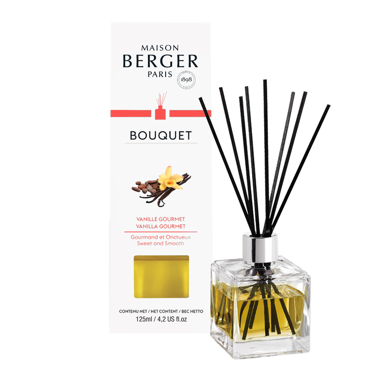 Doftpinnar - Diffuser, Bouquet Vanilla Gourmet - Maison Berger Paris