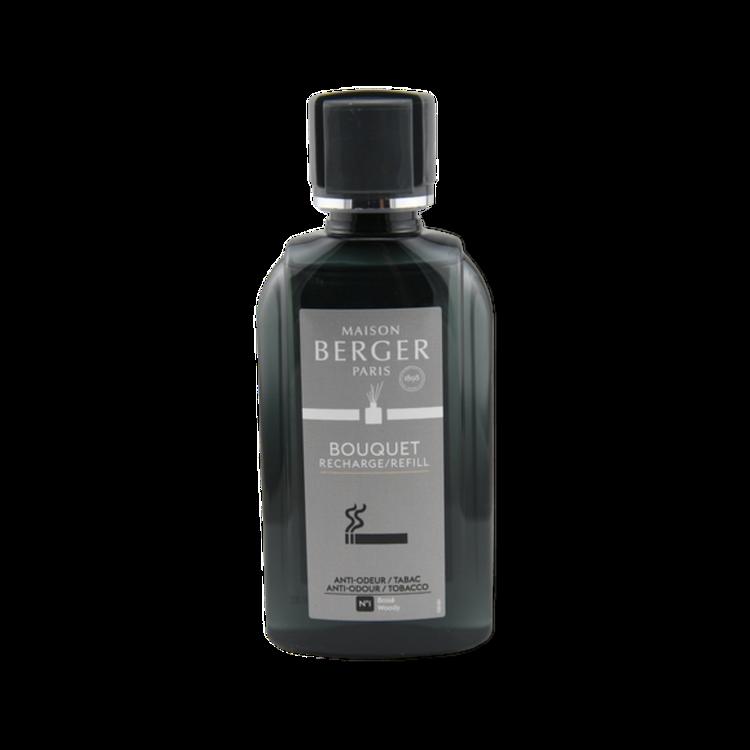 Anti-odör tobak fräsch & aromatisk, diffusor/doftpinnar refill