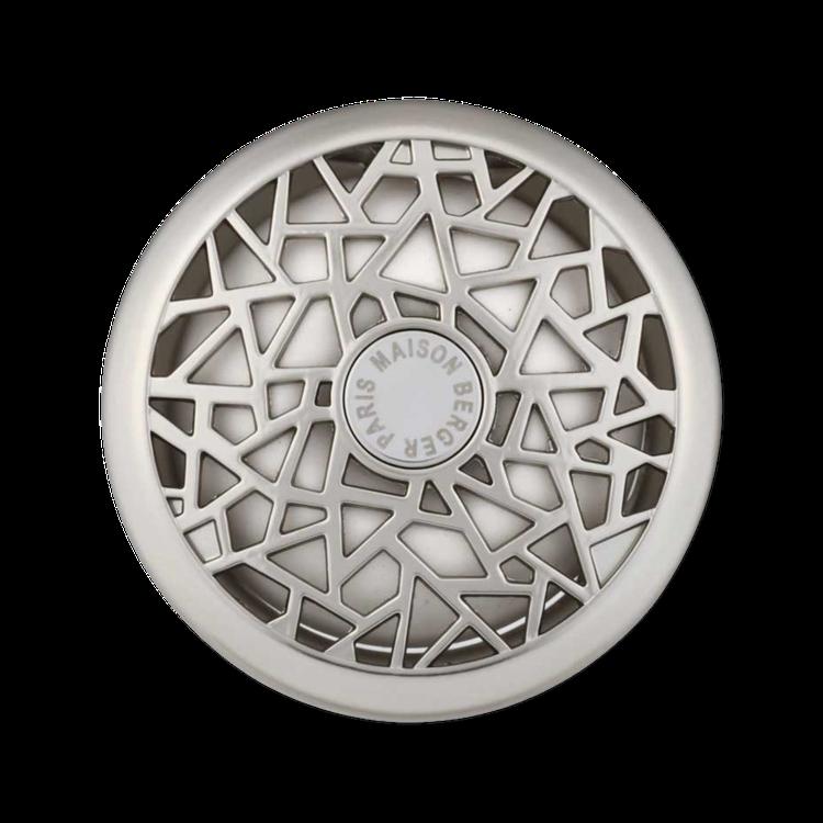 Bildoft/Cardiffuser fälg/hållare, sprucket glas - Maison Berger Paris