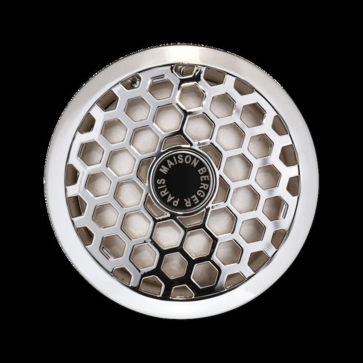 Bildoft/Cardidffuser, fälg/hållare silver - Maison Berger Paris