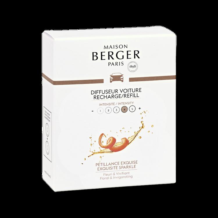 Bildoft / Cardiffuser Exquisite Sparkle refill - Maison Berger Paris