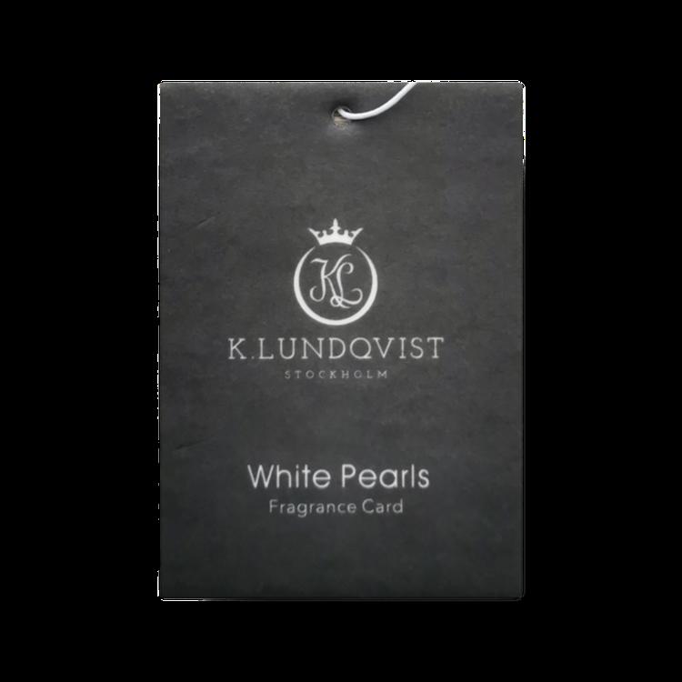 Bildoft White Pearls från K.Lundqvist