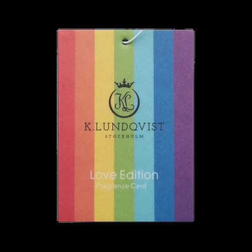 Bildoft Love Edition från K.Lundqvist