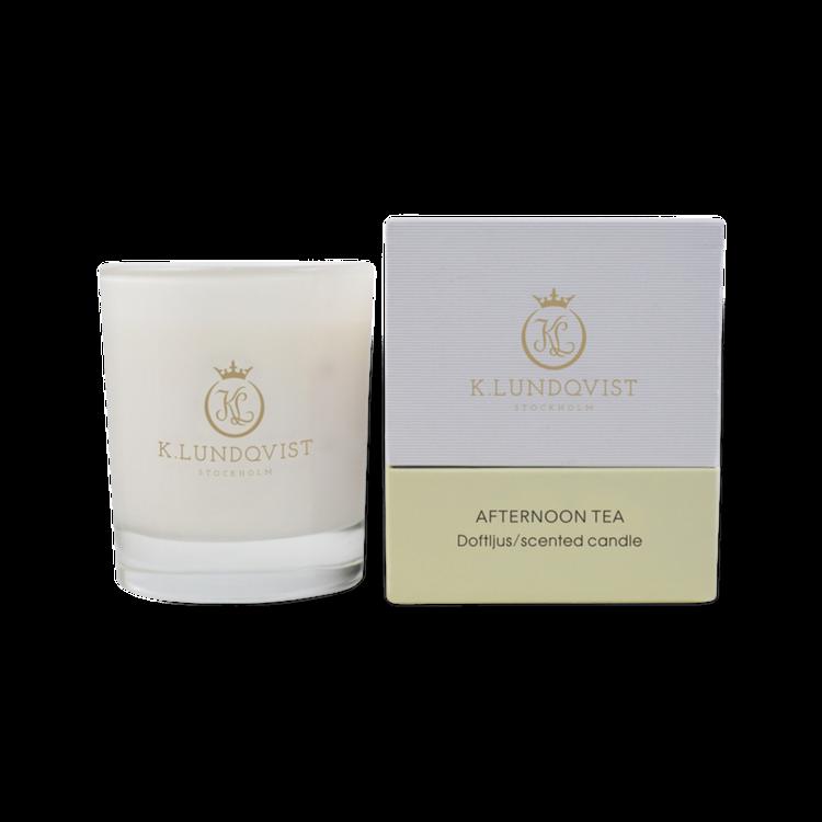 Doftljus Afternoon Tea från K.Lundqvist