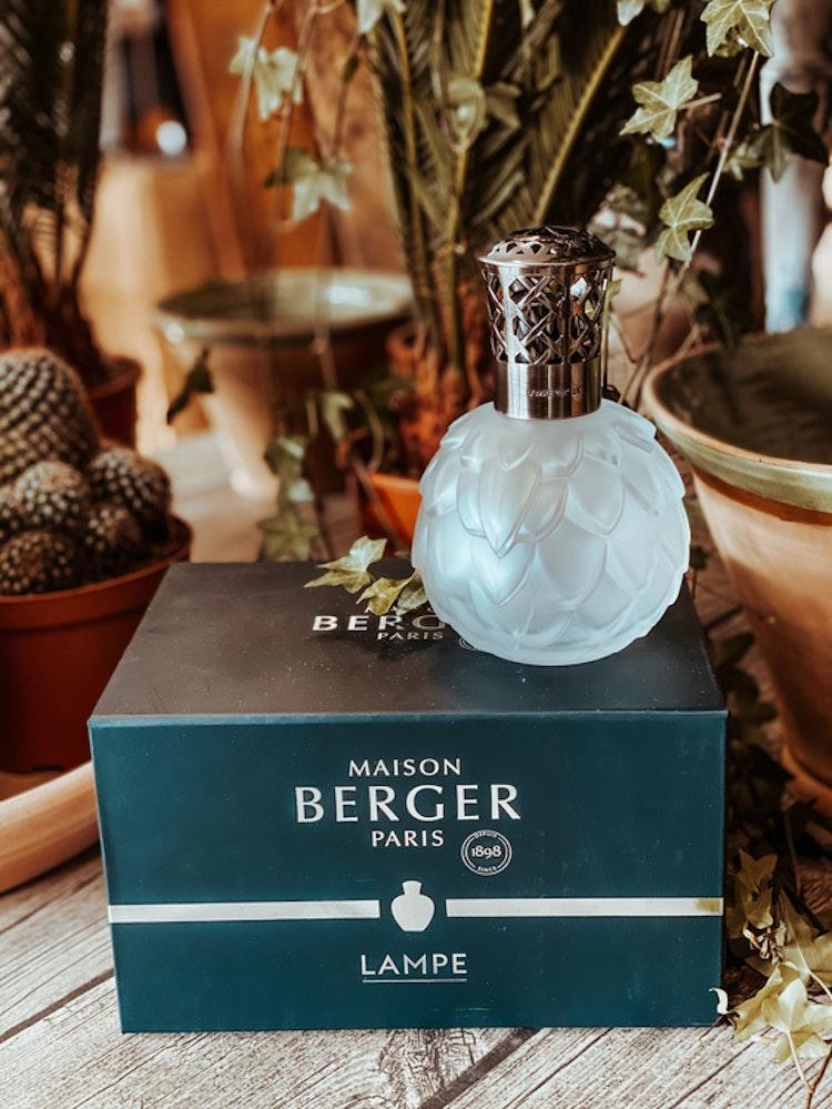 Doftlampa Artichaut Givré - Maison Berger (Lampe Berger)