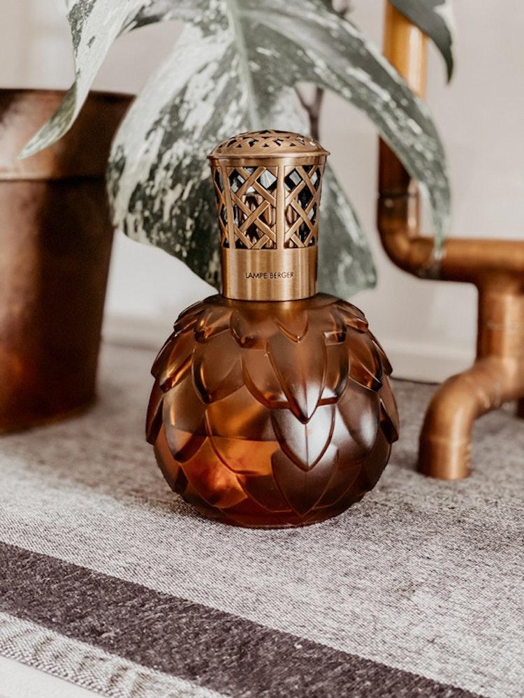 Doftlampa Artichaut Ambre - Maison Berger (Lampe Berger)