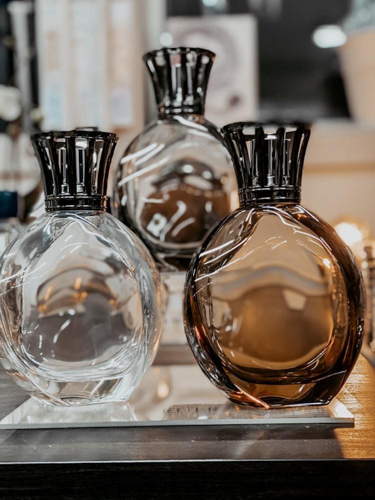 Doftlampa Tocade marron - Maison Berger (Lampe Berger)
