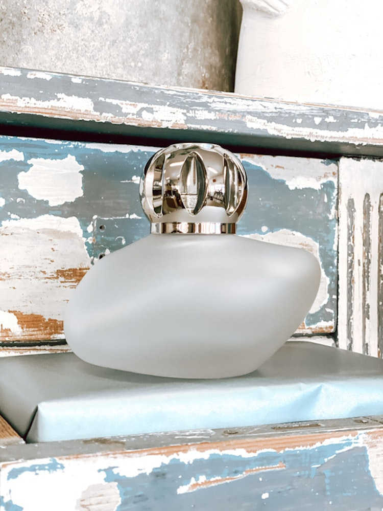 Doftlampa Stone frosted - Maison Berger (Lampe Berger)