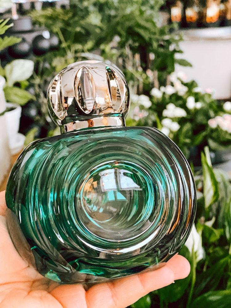 Doftlampa Coffret Immersion green - Maison Berger Paris
