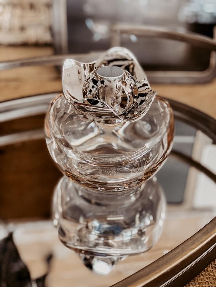 Doftlampa Temptation Champagne, Giftset Sandalwood Temptation - Maison Berger Paris