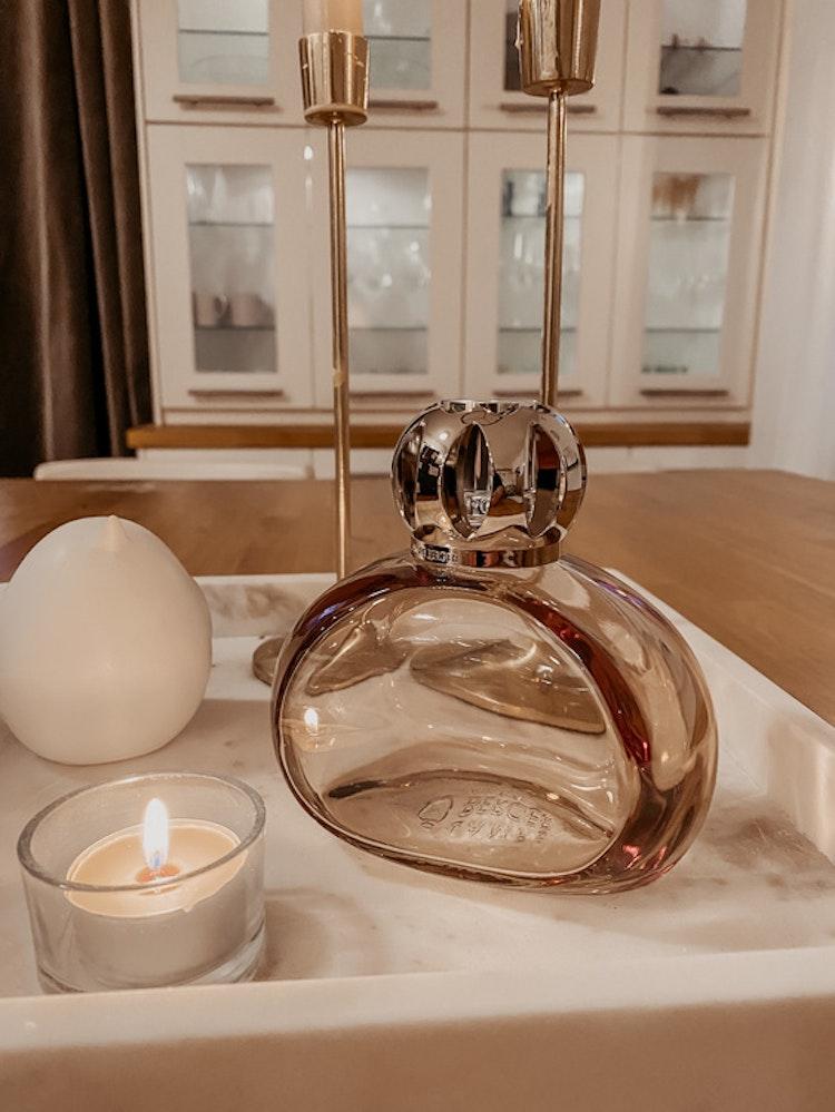 Doftlampa Serenity Champange - Maison Berger (Lampe Berger)