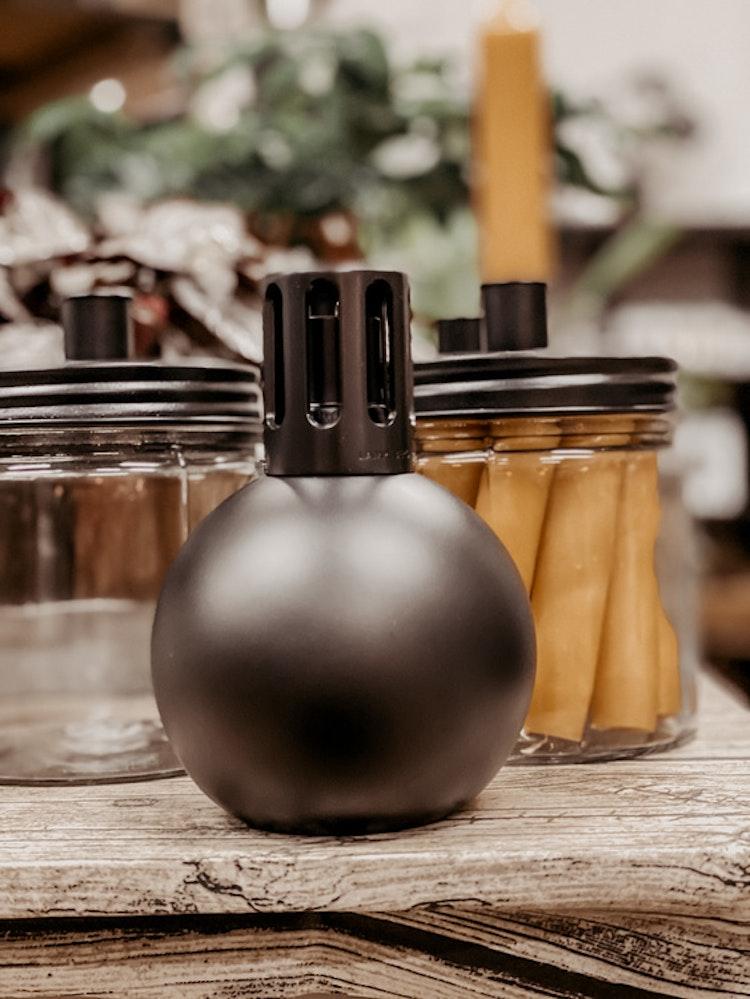 Katalytisk doftlampa Boule Black / Noire