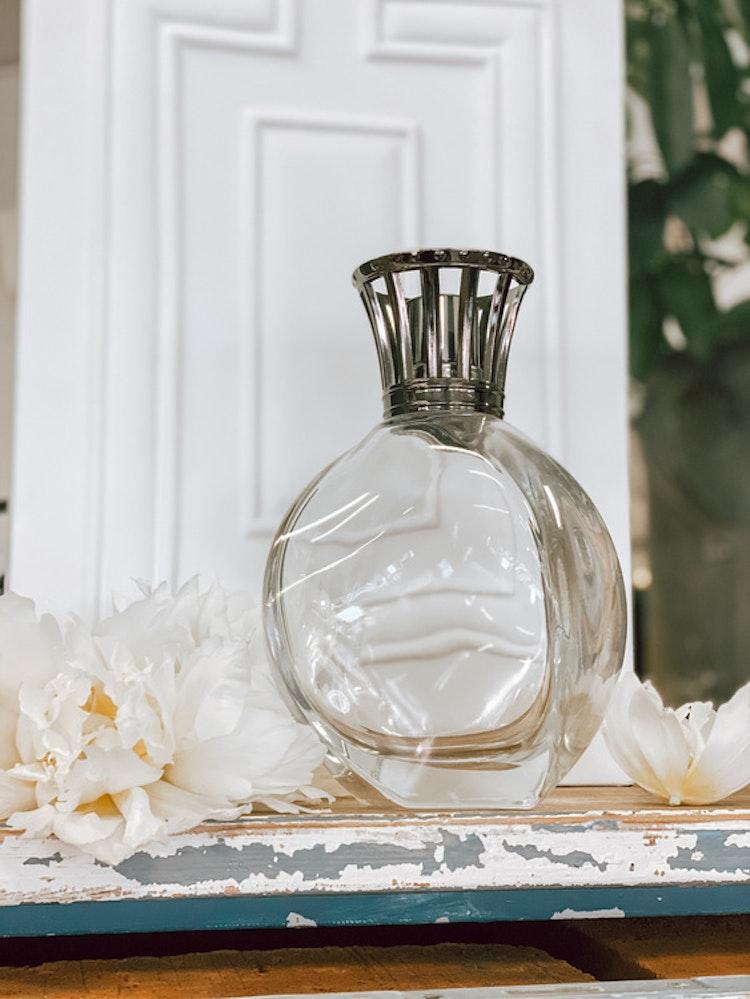 Doftlampa Tocade transparente - Maison Berger (Lampe Berger)