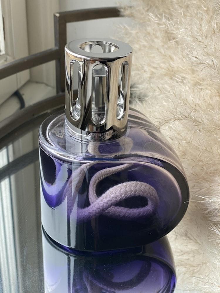 Alliance Purple - Katalytisk Doftlampa - Presentkit från Maison Berger Paris ink. doften Paris chic!