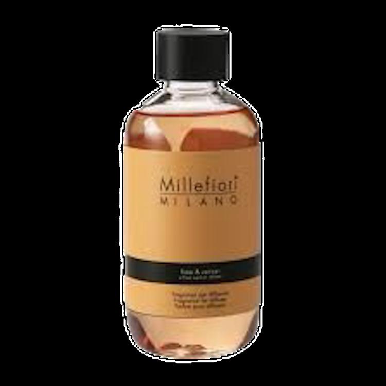Lime & Vetiver - Refill doftpinnar - Millefiori