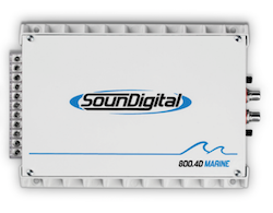 Soundigital 800.4D Marine 2 Ohm