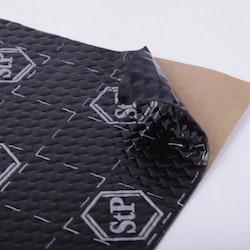 StP Black Silver Door Pack