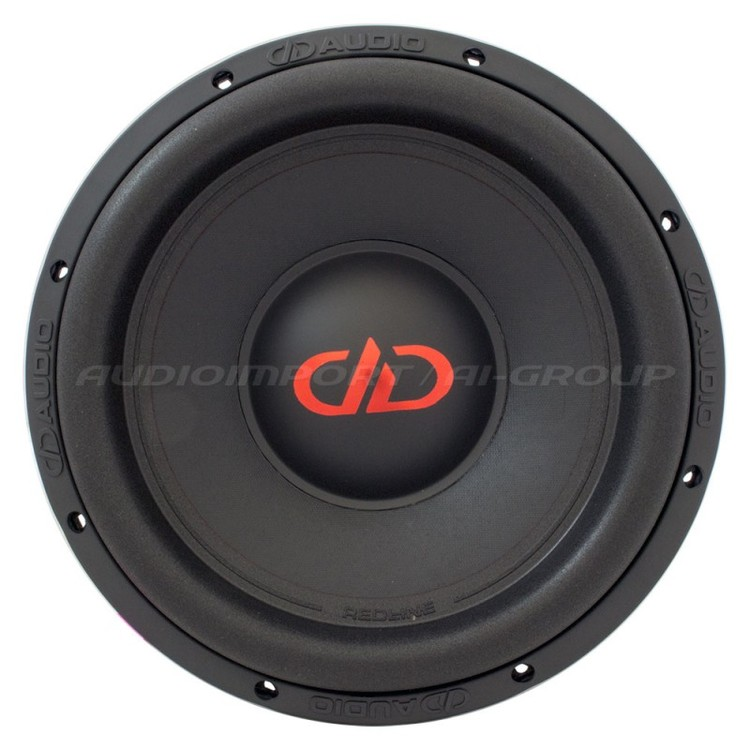 DD Audio Redline 512d 2x4 Ohm
