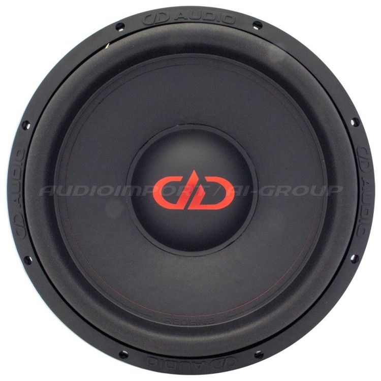 DD Audio Redline 615d 2x2 Ohm