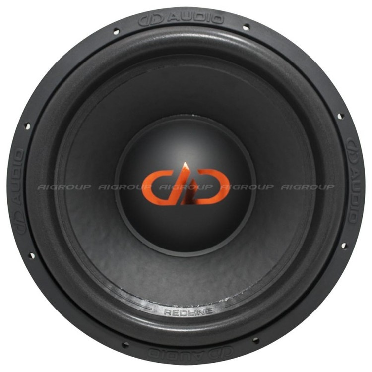 DD Audio Redline 815d 2x2 Ohm