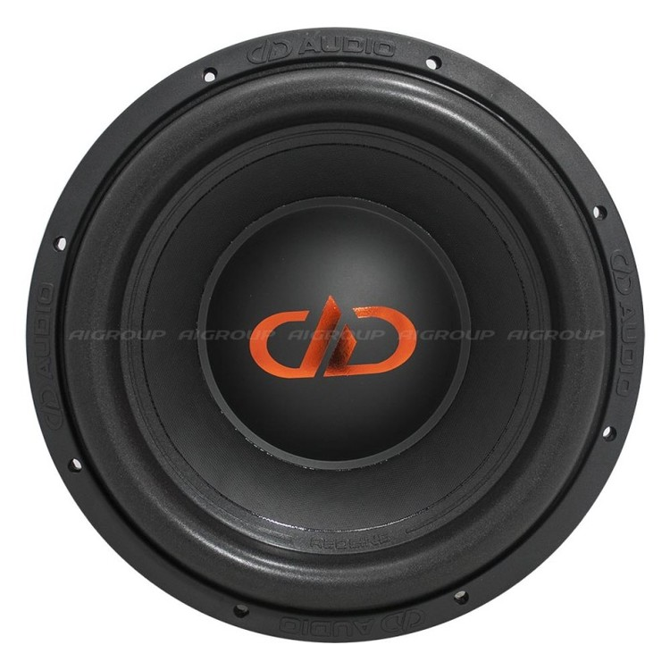 DD Audio Redline 812d 2x2 Ohm