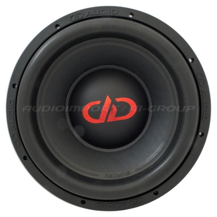 DD Audio Redline 712d 2x2 Ohm