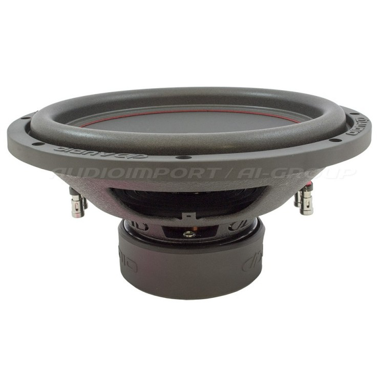 DD Audio Redline 212d 2x2 Ohm