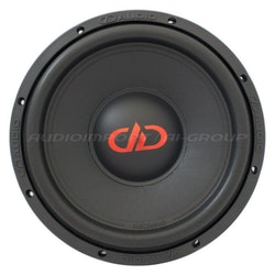 DD Audio Redline 212d 2x2 Ohm