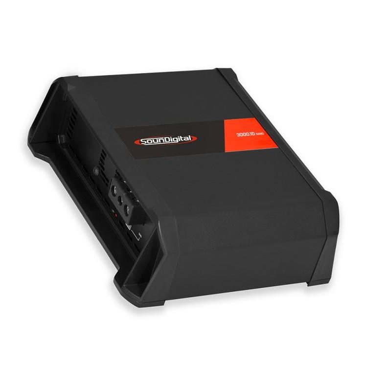 Soundigital SD3000.1D Nano 2 Ohm