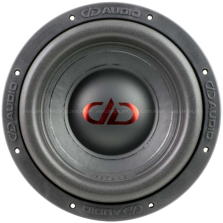 DD Audio Redline 610e 2x4 Ohm