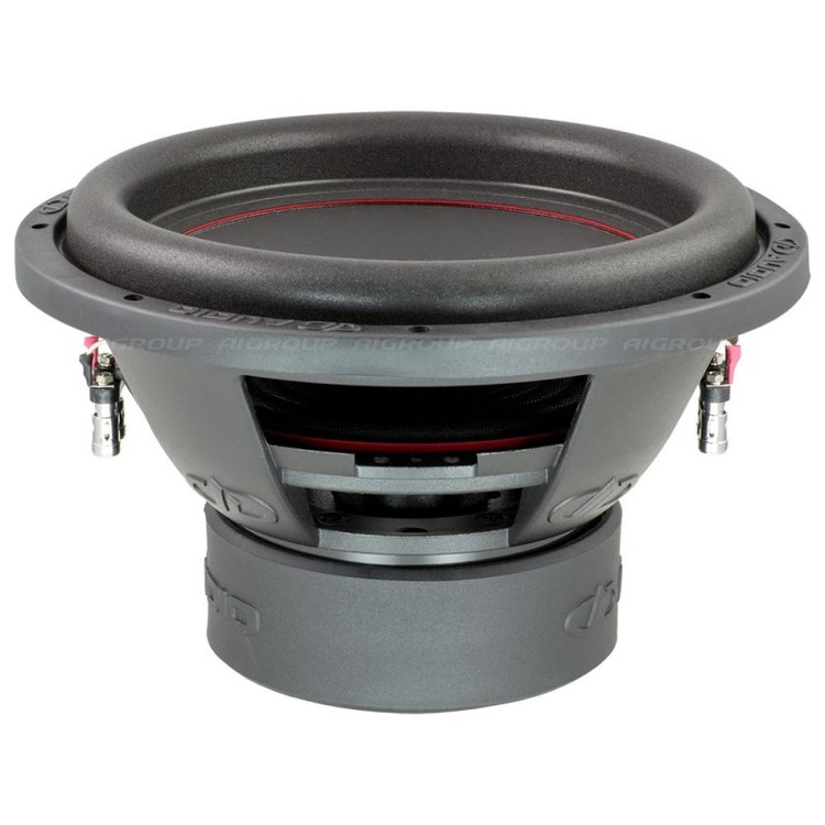 DD Audio Redline 612e 2x4 Ohm