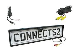 Connects2 nummerplåtskamera