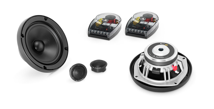 "JL Audio C5 5,25"" Kit"