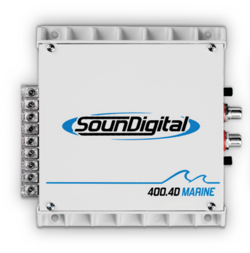 Soundigital 400.4D Marine