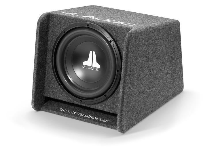 "JL Audio Basswedge 12"" baslåda"